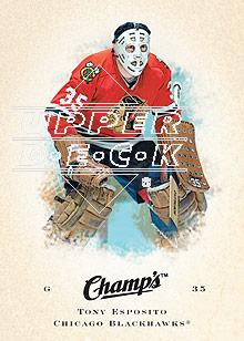 2008-09 Upper Deck Champ's #96 Tony Esposito