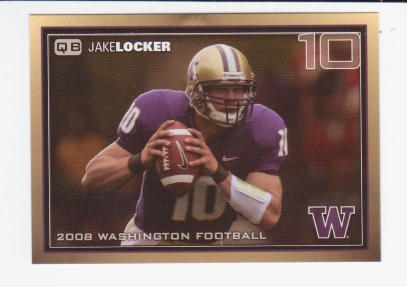 2008 Washington #11 Jake Locker