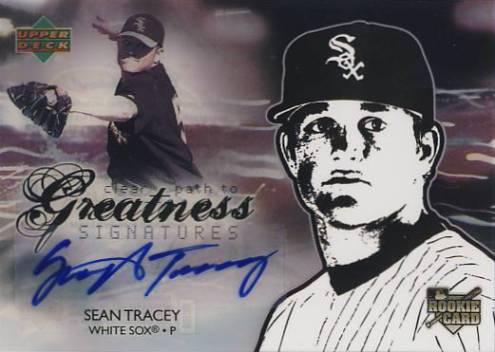 2006 Upper Deck Future Stars #121 Sean Tracey AU (RC)