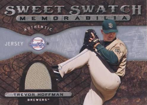 2009 Sweet Spot Swatches #SSTH Trevor Hoffman