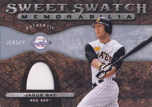 2009 Sweet Spot Swatches #SSJB Jason Bay