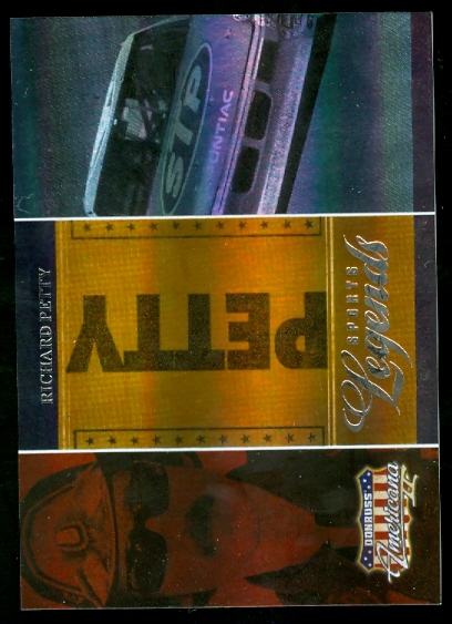 2008 Americana II Sports Legends #12 Richard Petty