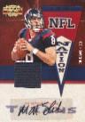 2010 Panini Gridiron Gear NFL Nation Jerseys Autographs #6 Matt Schaub/15