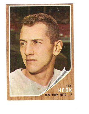1962 Topps #94 Jay Hook