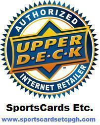 2 PACK LOT : 2011-12 (2012) Upper Deck Series 1 (One) Hockey Factory Sealed Hobby Pack - Find 6 Young Gun Rookies per Box