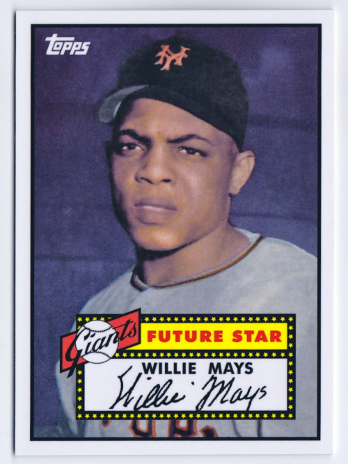 2014 Topps Future Stars That Never Were #FS16 Willie Mays