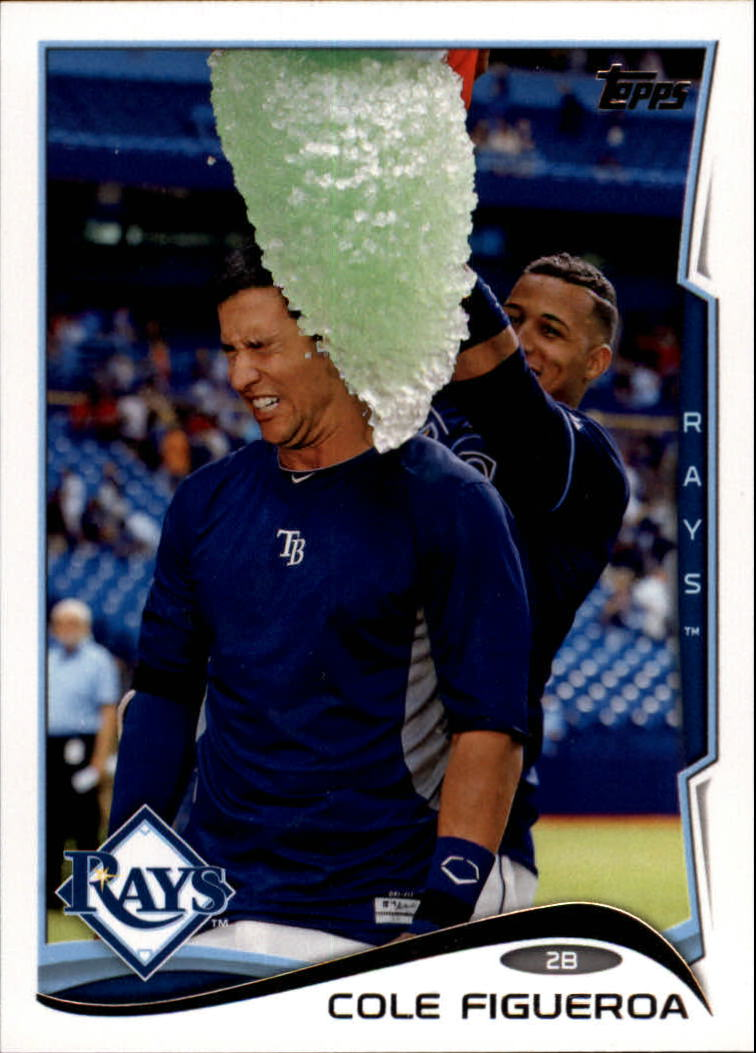 2014 Topps Update #US203 Cole Figueroa RC