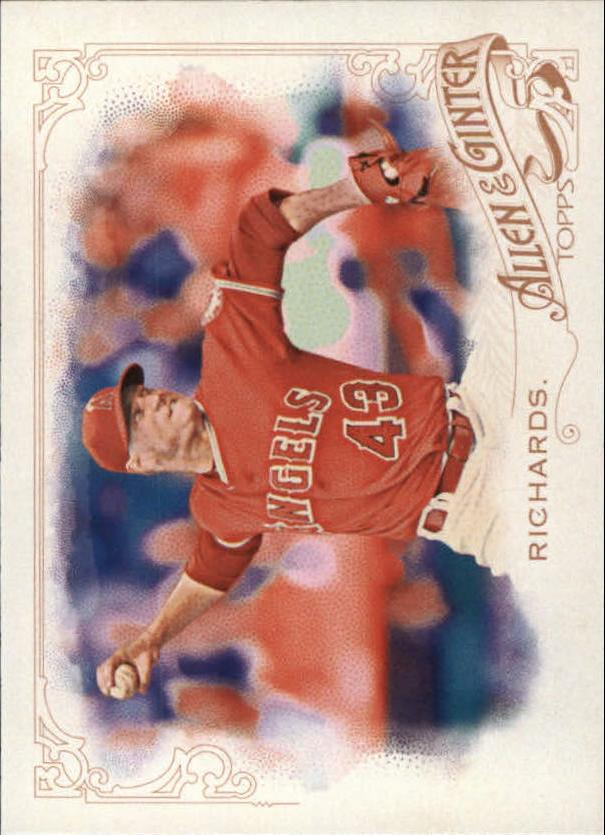 2015 Topps Allen and Ginter #8 Garrett Richards