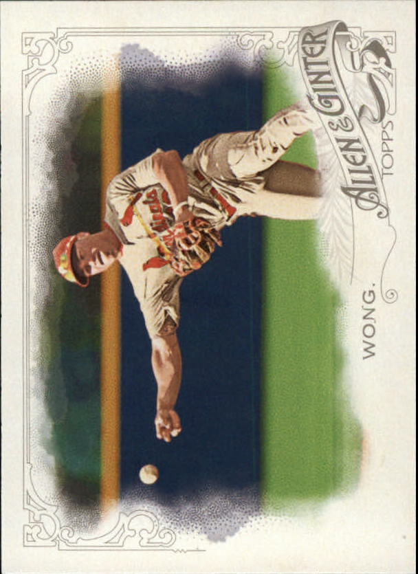 2015 Topps Allen and Ginter #21 Kolten Wong