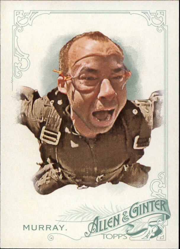 2015 Topps Allen and Ginter #32 James Murray