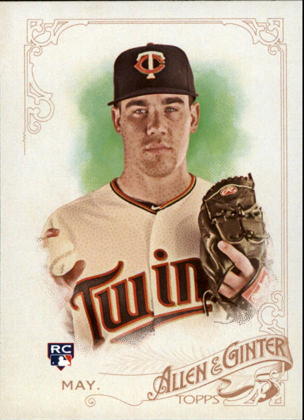 2015 Topps Allen and Ginter #240 Trevor May RC