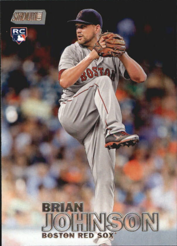2016 Stadium Club #273 Brian Johnson RC