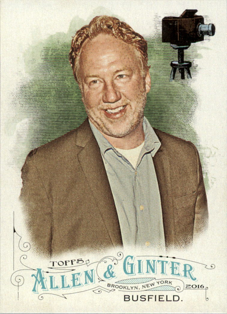 2016 Topps Allen and Ginter #227 Timothy Busfield
