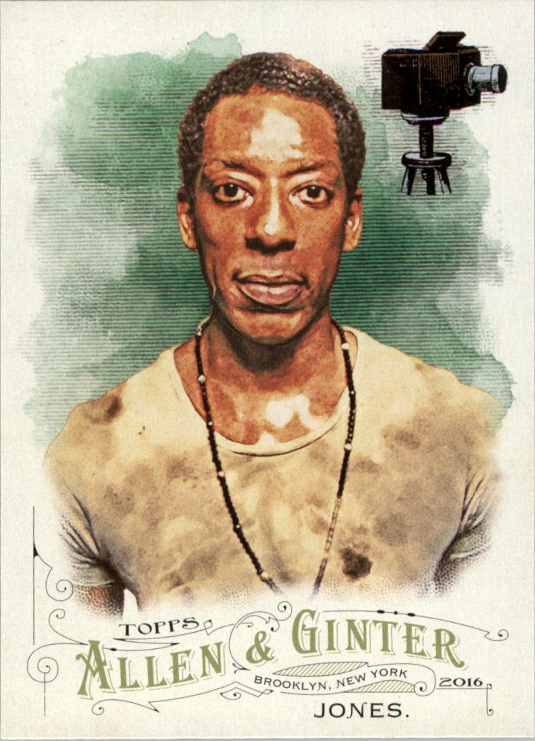 2016 Topps Allen and Ginter #241 Orlando Jones