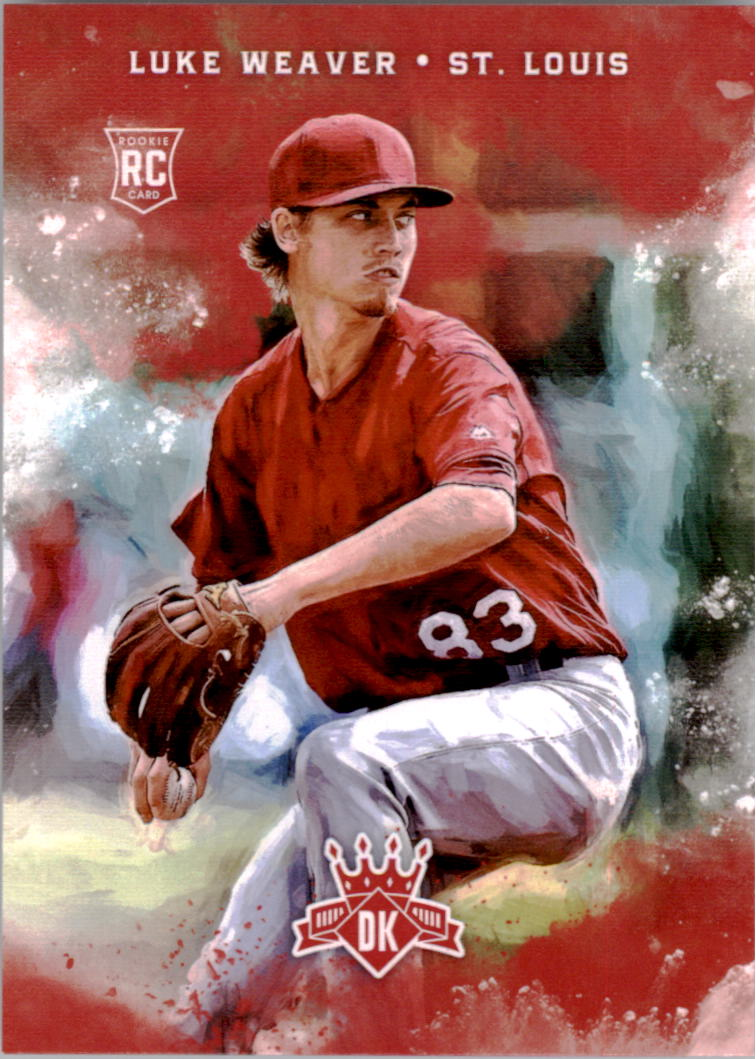 2017 Diamond Kings #146 Luke Weaver RC