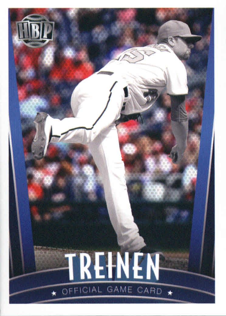 Buy Blake Treinen Cards Online Blake Treinen Baseball