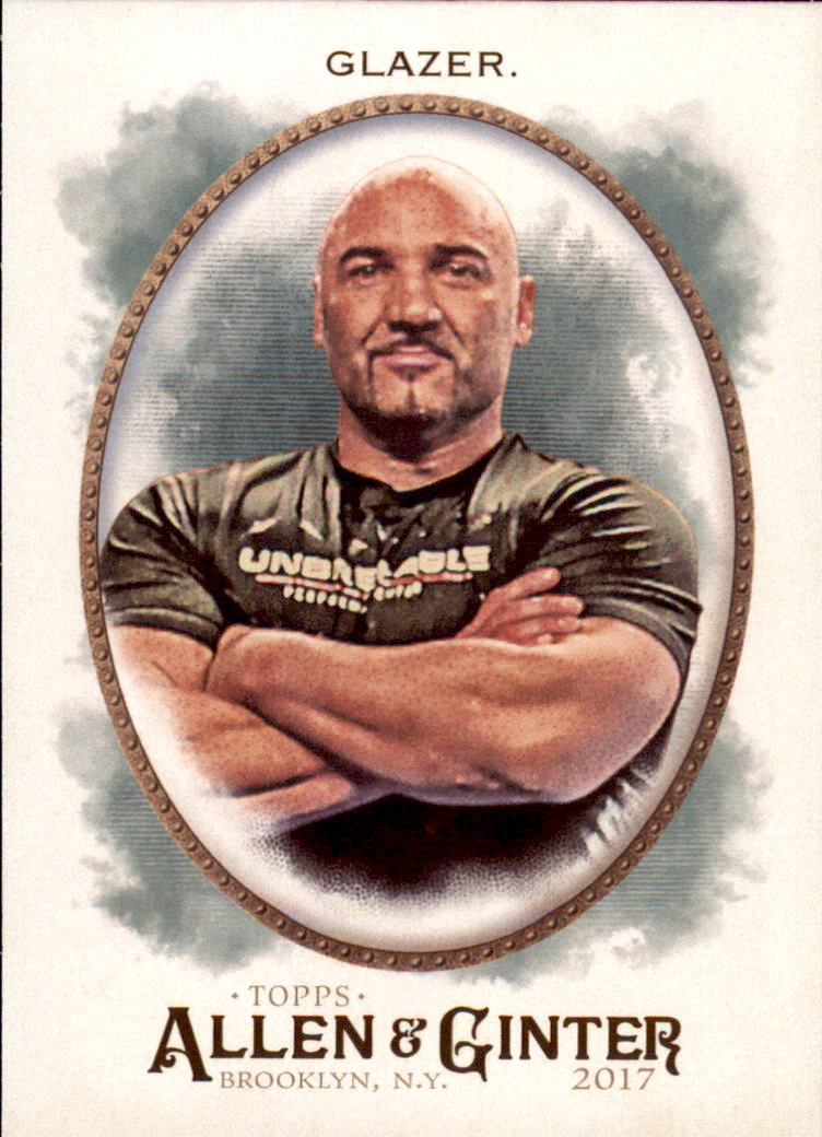 2017 Topps Allen and Ginter #191 Jay Glazer