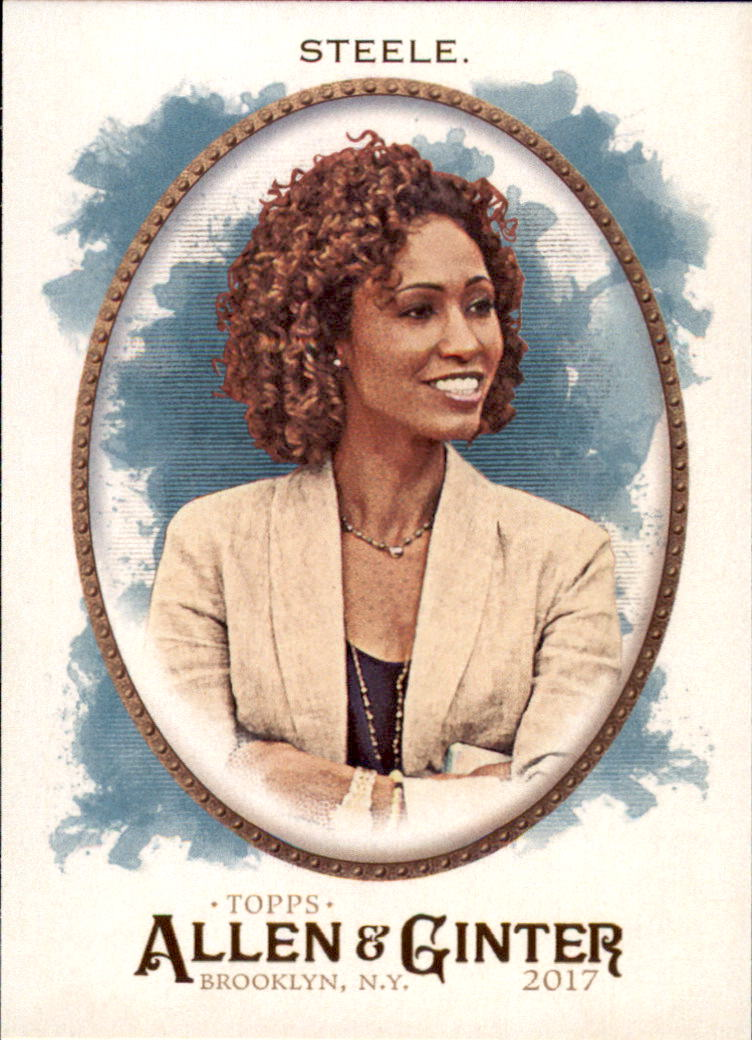 2017 Topps Allen and Ginter #249 Sage Steele