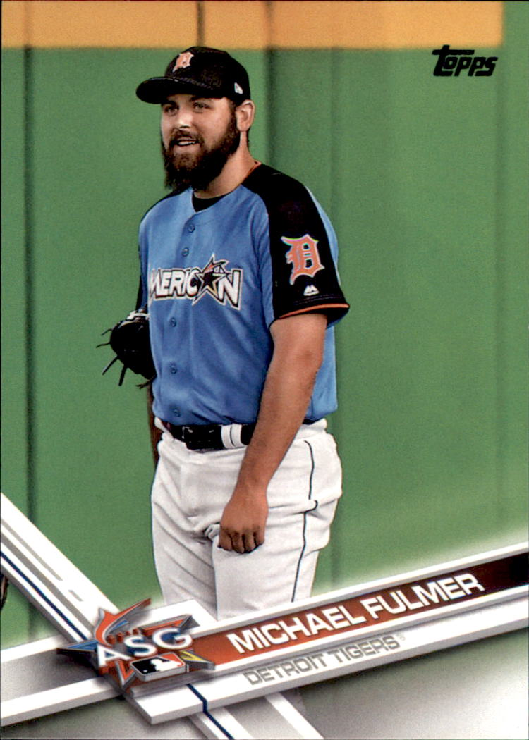2017 Topps Update #US52 Michael Fulmer AS
