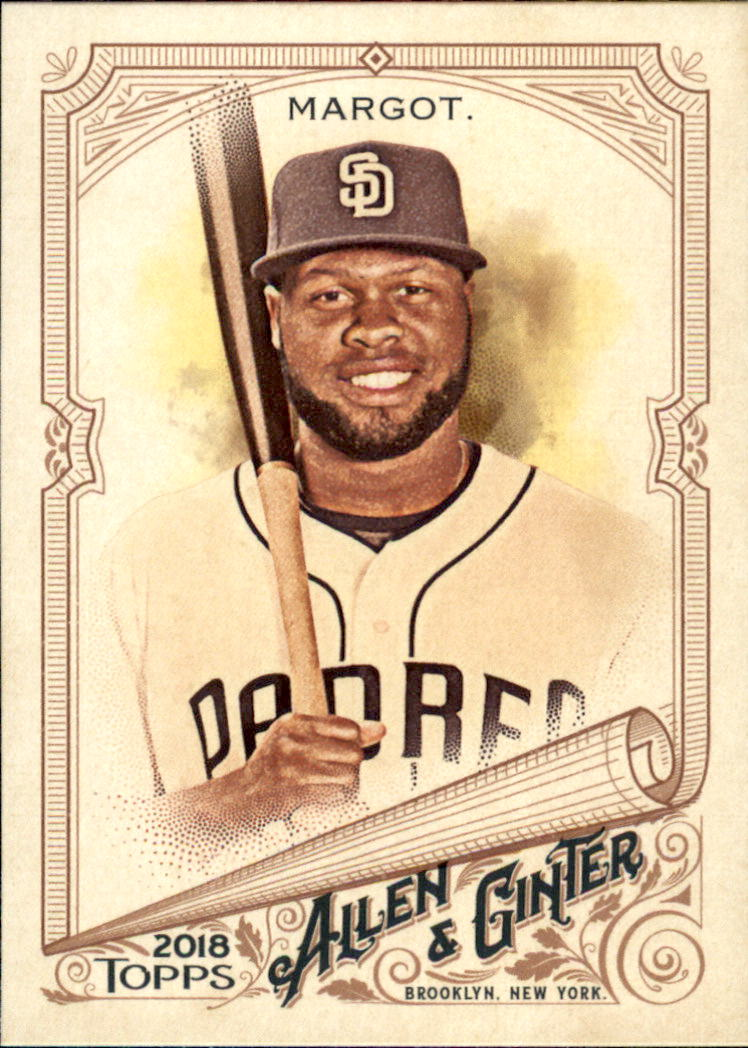 2018 Topps Allen and Ginter #48 Manny Margot