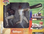 2000 McFarlane Baseball SportsPicks #10 Mark McGwire/Manny Ramirez