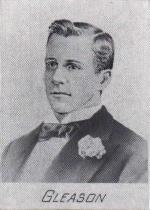 1894 Orioles Alpha #5 Kid Gleason