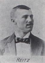 1894 Orioles Alpha #13 Henry Reitz