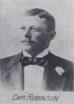 1894 Orioles Alpha #14 Wilbert Robinson