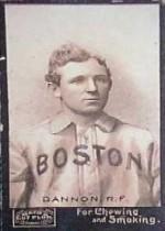 1895 Mayo's Cut Plug N300 #3 Jimmy Bannon