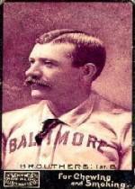 1895 Mayo's Cut Plug N300 #4A Dan Brouthers Baltimore