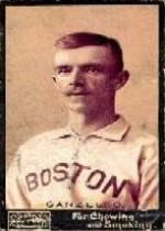 1895 Mayo's Cut Plug N300 #16 Charlie Ganzel