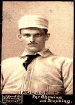 1895 Mayo's Cut Plug N300 #19A George Haddock No Team