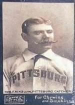 1895 Mayo's Cut Plug N300 #23B Tom Kinslow Pittsburgh