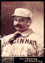 1895 Mayo's Cut Plug N300 #24 Arlie Latham