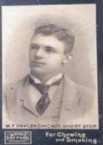 1895 Mayo's Cut Plug N300 #9 William Dahlen