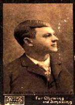 1895 Mayo's Cut Plug N300 #21 Billy Hamilton