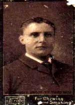 1895 Mayo's Cut Plug N300 #36 Bill Shindle