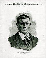 1899-00 Sporting News Supplements M101-1 #29 Honus Wagner