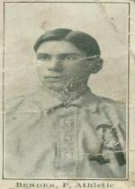 1903-04 Breisch-Williams E107 #8 Chief Bender