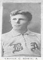 1903-04 Breisch-Williams E107 #26 Lou Criger
