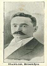 1903-04 Breisch-Williams E107 #65 Ned Hanlon MG