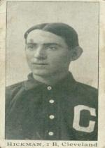 1903-04 Breisch-Williams E107 #72 Charlie Hickman