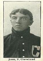 1903-04 Breisch-Williams E107 #78 Addie Joss