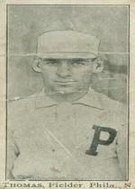 1903-04 Breisch-Williams E107 #143 Roy Thomas