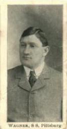 1903-04 Breisch-Williams E107 #149 Honus Wagner