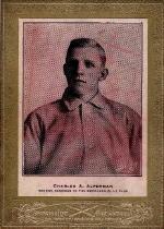 1902-11 Sporting Life Cabinets W600 #3 Whitey Alperman