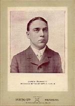 1902-11 Sporting Life Cabinets W600 #17 Jimmy Barrett
