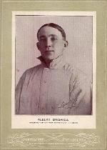 1902-11 Sporting Life Cabinets W600 #45 Al Bridwell