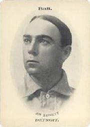 1906 Fan Craze AL WG2 #2 Jim Barrett