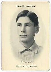 1906 Fan Craze AL WG2 #4 Chief Bender
